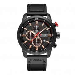 Curren 8291 Black