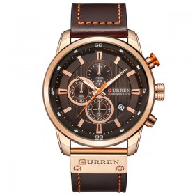 Curren 8291 Brown