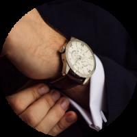 Наручные часы в мужской жизни
