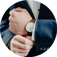 Часы под костюм / платье