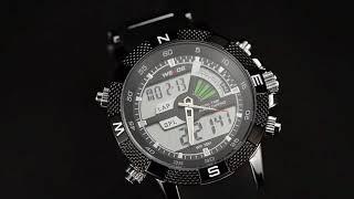Мужские спортивные часы Weide Aqua Black в интернет-магазине ARI