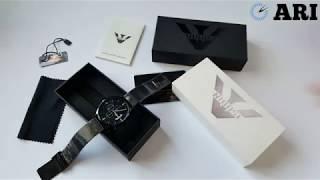 Чоловічий годинник Nibosi Classic Black в інтернет магазині ARI