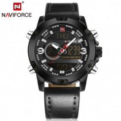 Naviforce Kosmos Black
