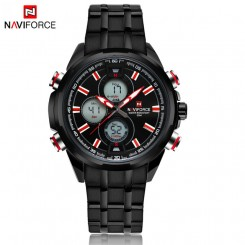 Naviforce Metal Red