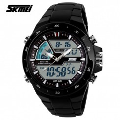 Skmei Shark Black